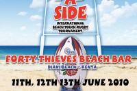 Diani Beach Touch Rugby